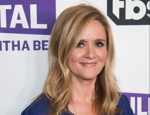 Samantha Bee attends TBS' Full Frontal with Samantha Bee For Your Consideration event at NeueHouse Madison Square, in New YorkTBS Full Frontal with Samantha Bee FYC Event, New York, USA - 14 May 2018