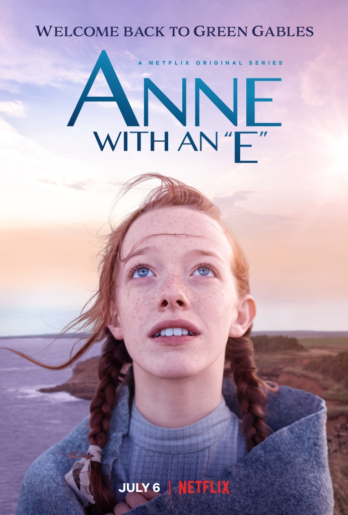 """Anne With an E"""