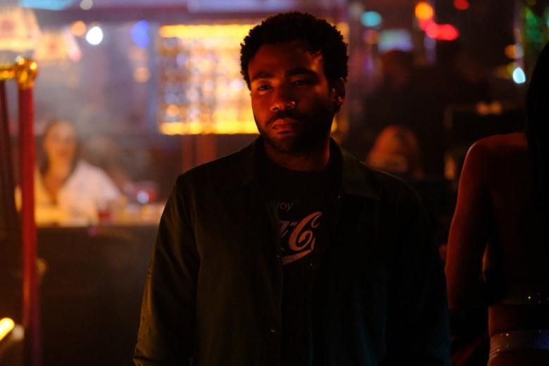 "ATLANTA Robbin' Season -- ""Money Bag Shawty"" -- Season Two, Episode 3 (Airs Thursday, March 15, 10:00 p.m. e/p) Pictured: Donald Glover as Earnest Marks. CR: Guy D'Alema/FX"