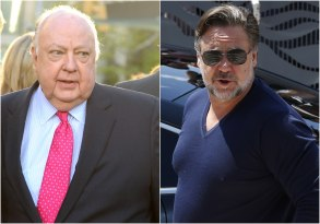 Roger Ailes, Russell Crowe