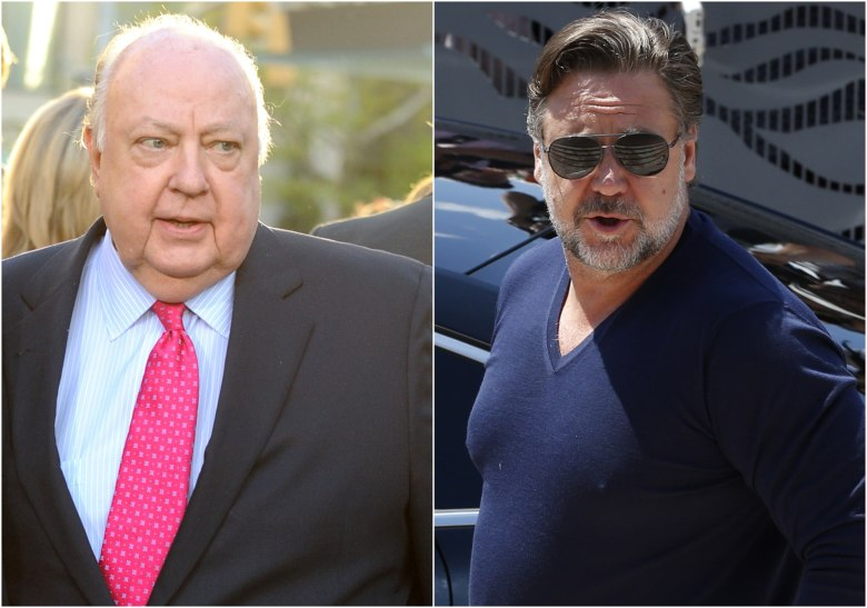 Russell Crowe To Play Roger Ailes in Showtime Limited ...