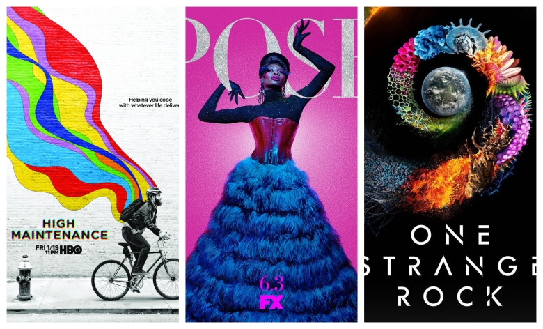 """High Maintenance,"" ""Pose,"" ""One Strange Rock"""