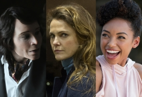 Atlanta Teddy Perkins The Americans Keri Russell Dear White People Logan Browning