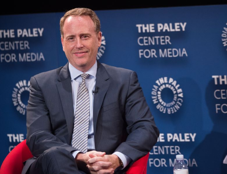 Bob Greenblatt, chairman of NBC EntertainmentPaley Media Council Conversation with Bob Greenblatt, Los Angeles, USA - 27 Oct 2016