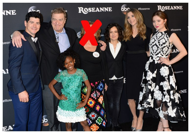 'Roseanne' Lives: ABC Orders Ten Episodes of 'The Conners' Spin-off | IndieWire