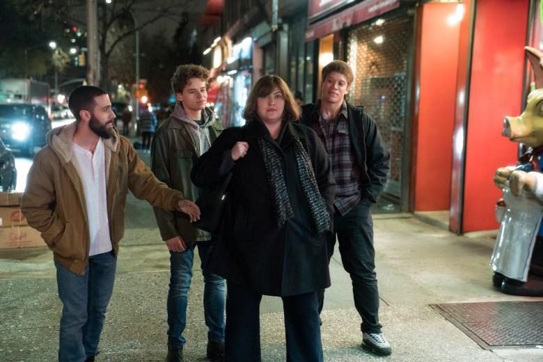 Joy Nash as PlumKettle - Dietland _ Season 1, Episode 1 - Photo Credit: Patrick Harbron/AMC