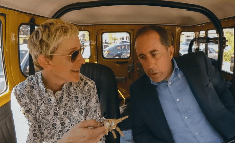 Comedians Getting Coffee In Cars Alec Baldwin