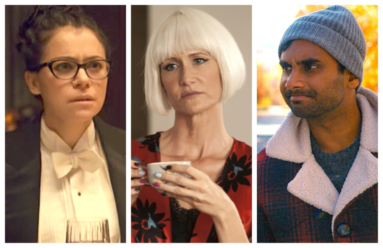 """Orphan Black,"" ""Twin Peaks,"" ""Master of None"""