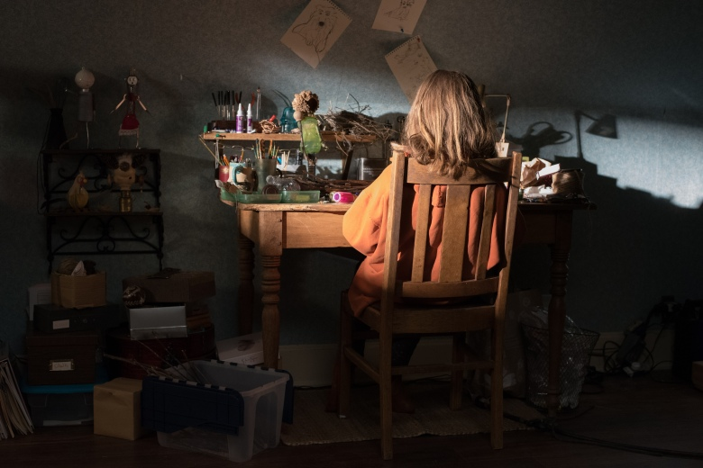 Hereditary Artist Who Made Scary Dolls Worried Film Was Too Dark