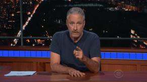 Jon Stewart Late Show