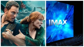 """Jurassic World: Fallen Kingdom"" in IMAX"