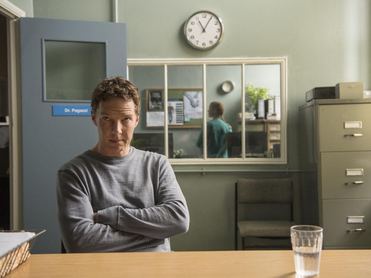 Patrick Melrose Benedict Cumberbatch Episode 5 Showtime