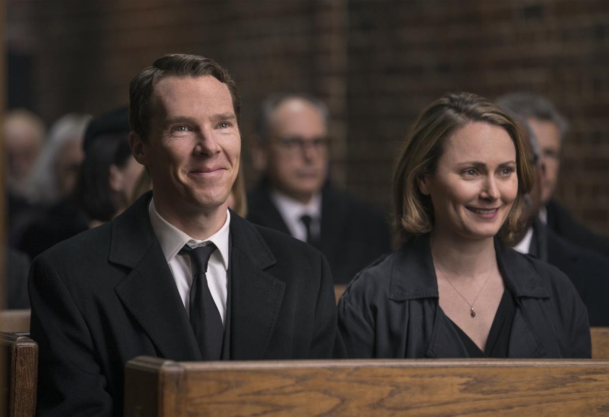 Patrick Melrose Benedict Cumberbatch Anna Madeley Episode 5