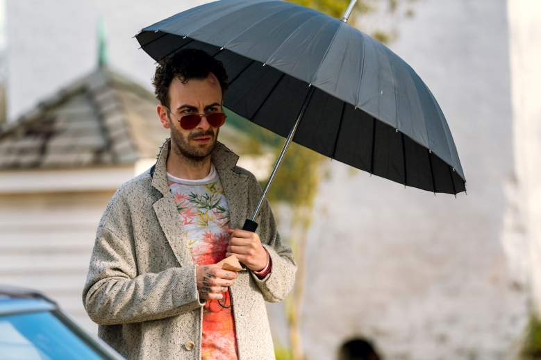 Joseph Gilgun as Cassidy - Preacher _ Season 3, Episode 1 - Photo Credit: Alfonso Bresciani/AMC/Sony Pictures Television