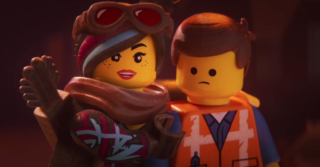 The Lego Movie 2 The Second Part Trailer Chris Pratt Blasts Indiewire