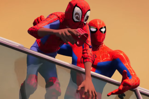 'Spider-Man: Into the Spider-Verse': Here's the Tom Holland-Peter Parker Scene That Got Cut