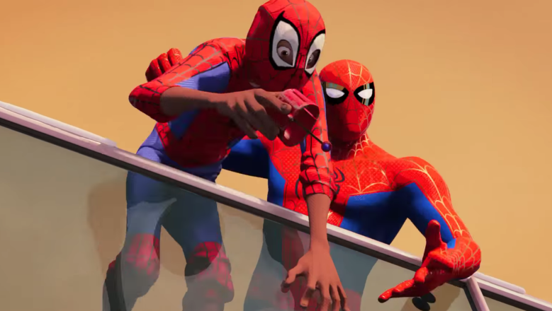 Tom Holland Reveals Cut Spider Man Into The Spider Verse