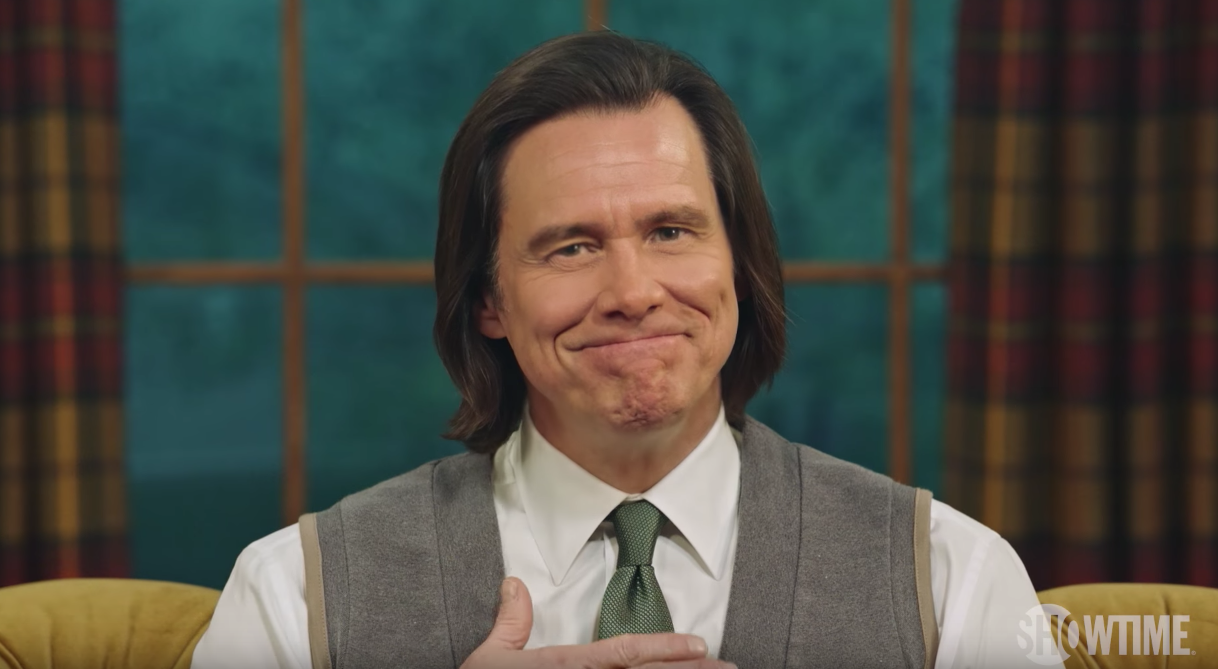 Jim Carrey Plays An Unstable Children's Show Host In New