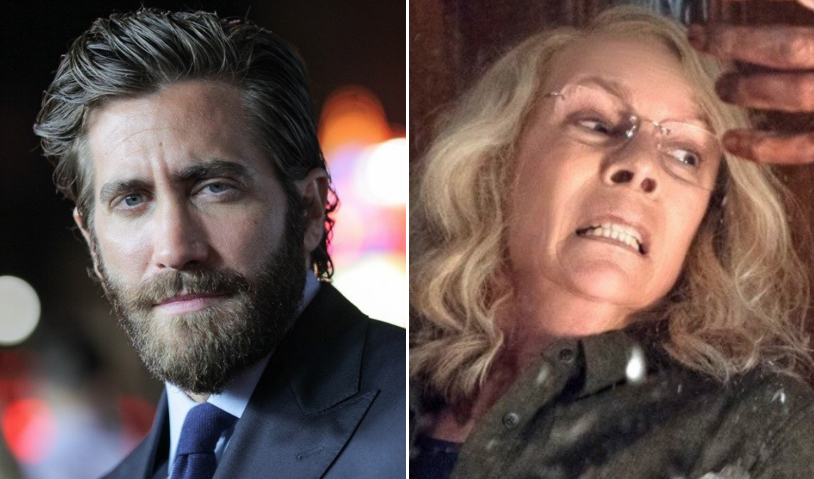 Halloween 2020 Jake Gyllenhaal Jake Gyllenhaal Convinced Jamie Lee Curtis to Join 'Halloween