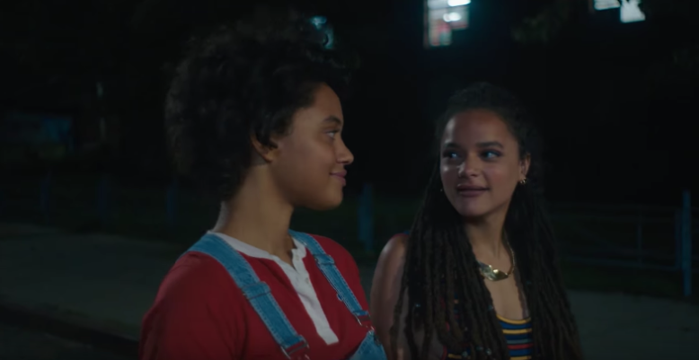 "Kiersey Clemons and Sasha Lane in ""Hearts Beat Loud"""