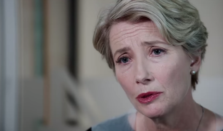 The Children Act Trailer Emma Thompson Guns For Oscar Number Three Indiewire