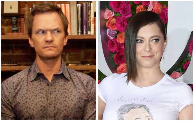 Neil Patrick Harris and Rachel Bloom