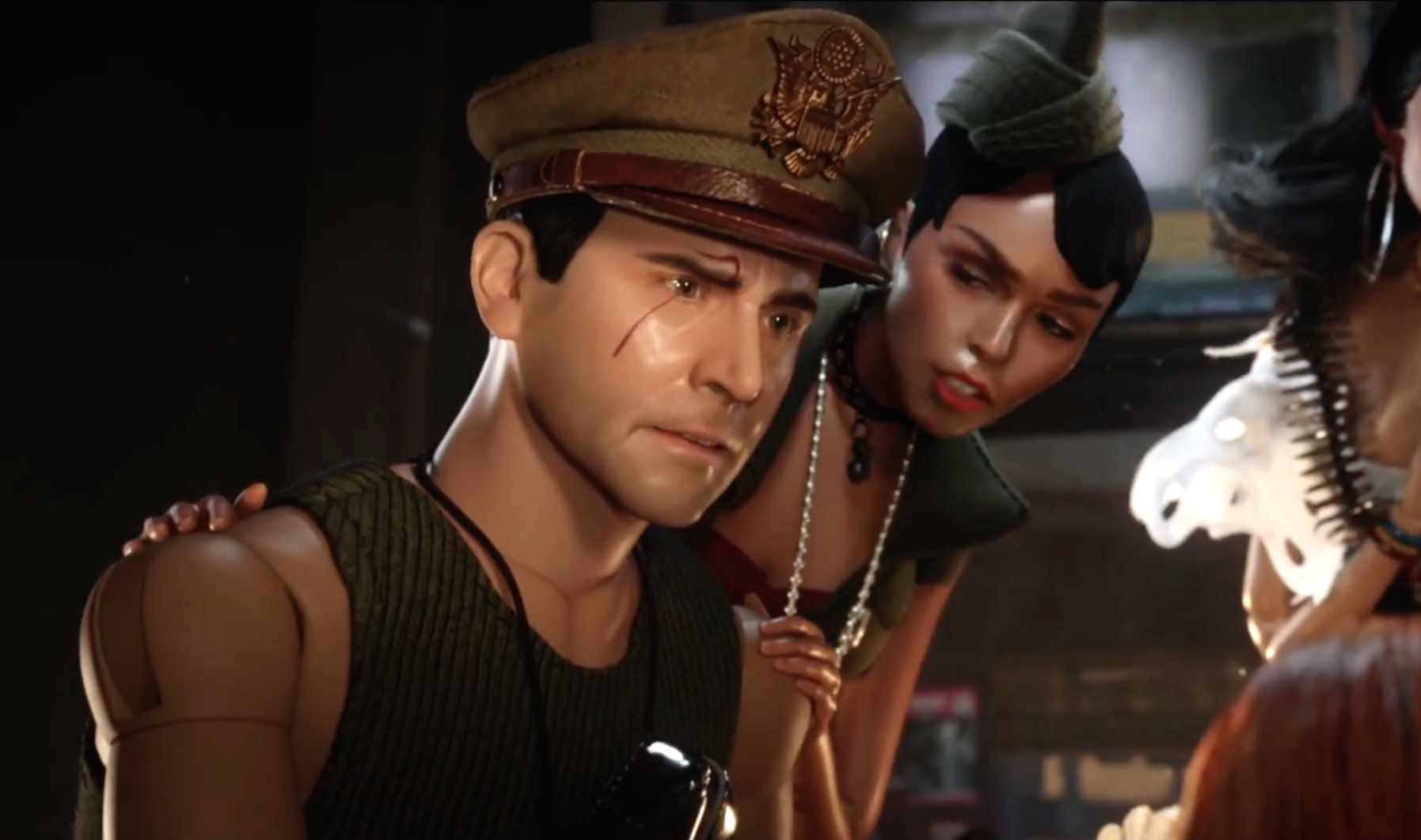 Trailer Arrives For Welcome to Marwen
