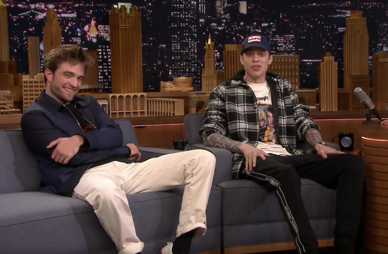 Pete Davidson Loves Robert Pattinson So Much He?s Promoting ?Good Time? More Than His Own Film ? Watch