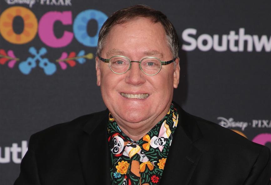 John Lasseter brad bird