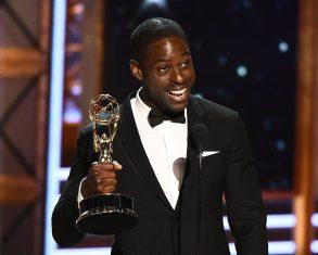 Sterling K. Brown69th Primetime Emmy Awards, Show, Los Angeles, USA - 17 Sep 2017