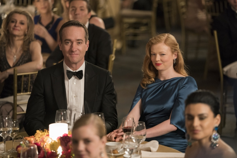 Succession - Matthew Macfadyen Sarah Snook Episode 4, Season 1