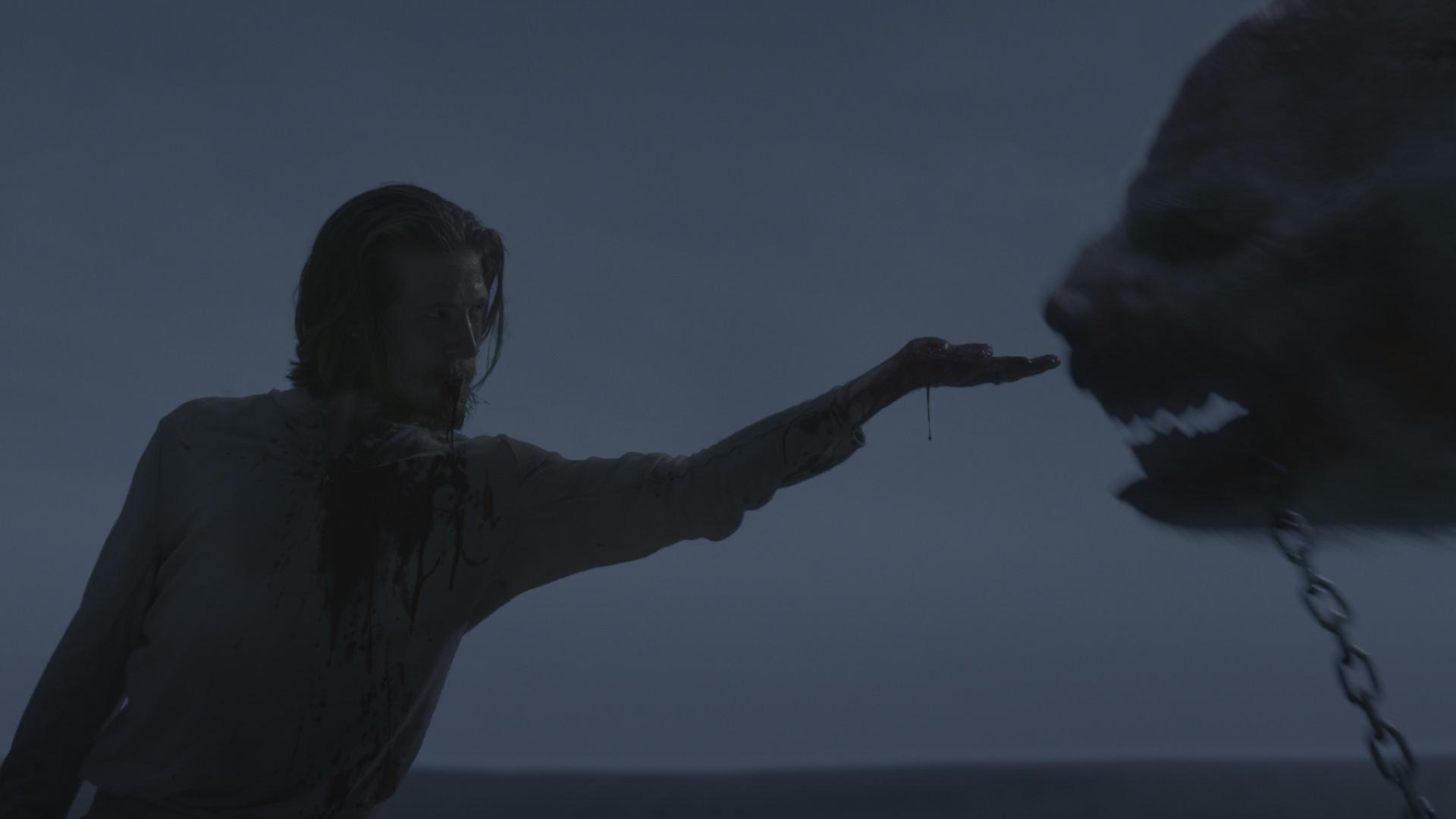 Adam Nagaitis as Cornelius Hickey- The Terror _ Season 1, Episode 10 - Photo Credit: Screengrab/AMC