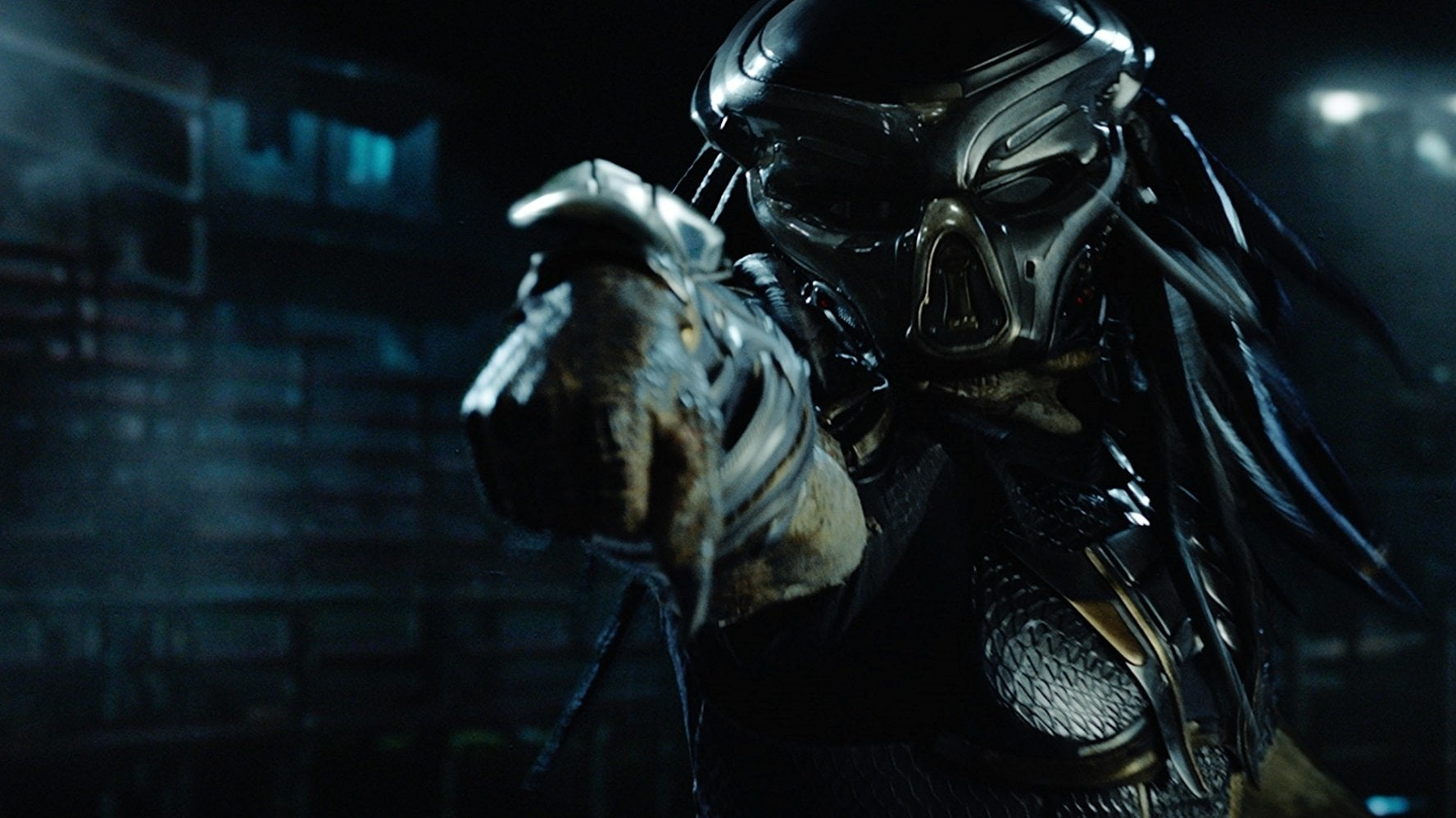 A New Official Trailer for 'The Predator' Has Arrived