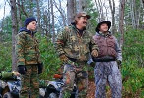 Montana Jordan Josh Brolin Danny McBride The Legacy of the Whitetail Deer Hunter