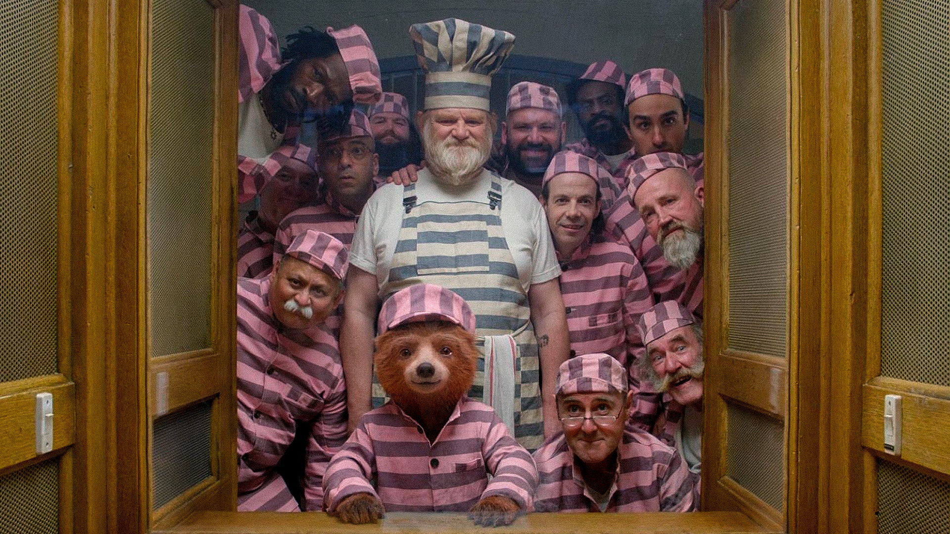 Image result for paddington 2 cinematography