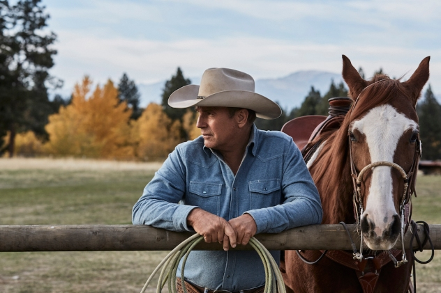 """Yellowstone"" premieres Wednesday, June 20 on"