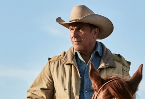 """Yellowstone"" premieres Wednesday, June 20 on Paramount Network.  Kevin Costner stars as John Dutton."