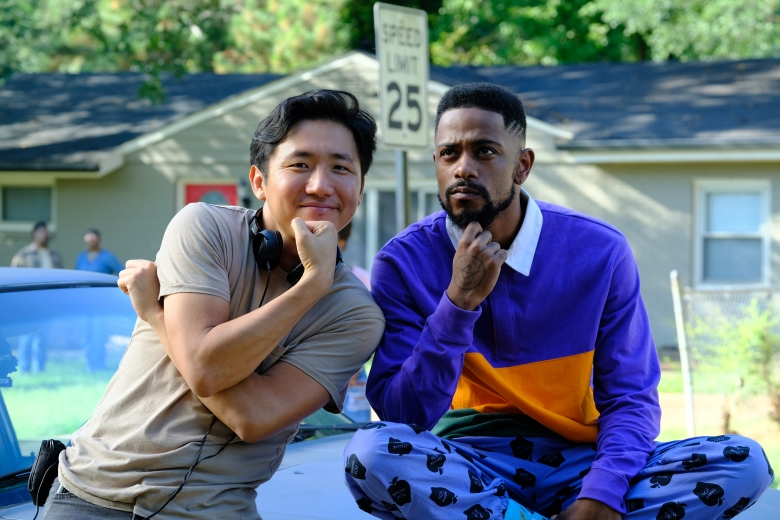 ATLANTA Hiro Murai and Lakeith Stanfield