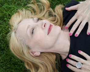 PATRICIA CLARKSON  AT PIFF 2014.