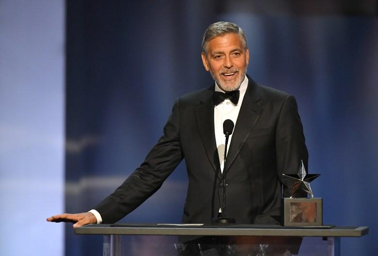 George ClooneyAFI Life Achievement Award Gala, Show, Los Angeles, USA - 07 Jun 2018