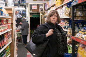 Joy Nash as Plum Kettle - Dietland _ Season 1, Episode 2 - Photo Credit: Patrick Harbron/AMC