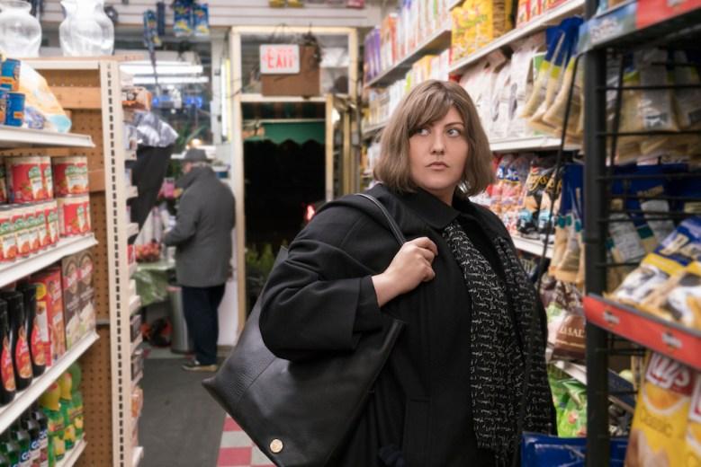 Joy Nash as Plum Kettle - Dietland _ Season 1, Episode 2 - Photo Credit: Patrick Harbron/AMC