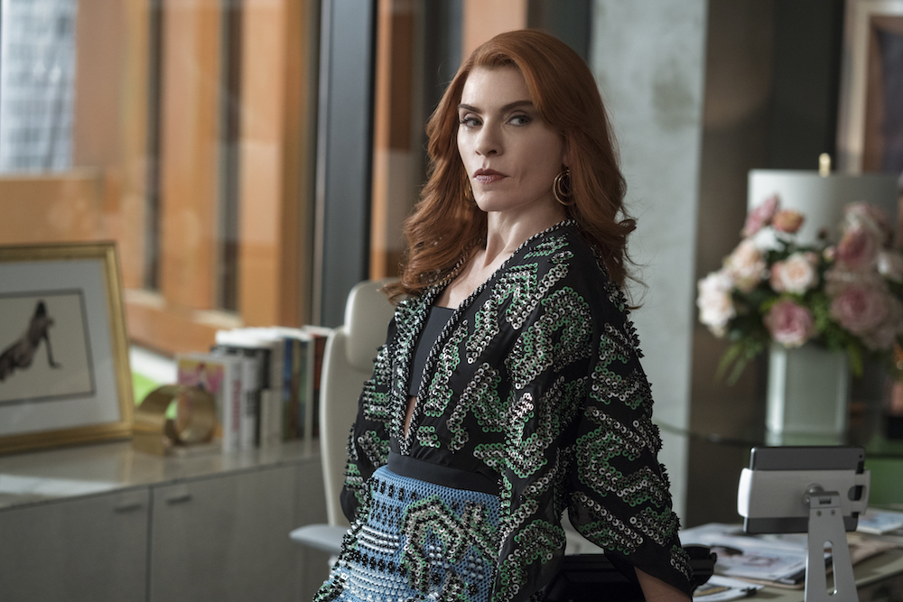 Julianna Margulies as Kitty Montgomery - Dietland _ Season 1, Episode 5 - Photo Credit: Patrick Harbron/AMC