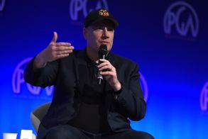 Kevin Feige attends the first day of the 10th Annual Produced By Conference at Paramount Pictures on in Los Angeles10th Annual Produced By Conference - Day 1 / Day 2, Los Angeles, USA - 09 Jun 2018