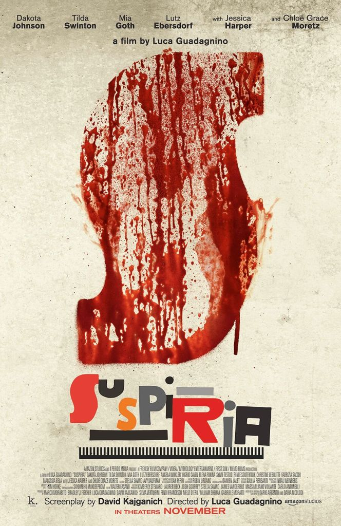 """""""Suspiria"""""""