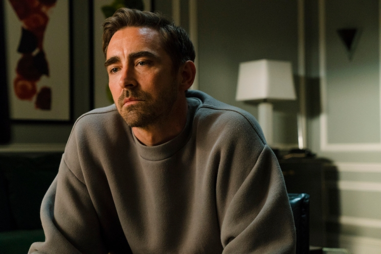 Lee Pace as Joe MacMillan - Halt and Catch Fire _ Season 4, Episode 7 - Photo Credit: Tina Rowden/AMC