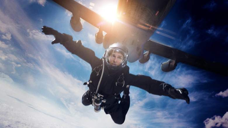 Mission: Impossible – Fallout halo jump