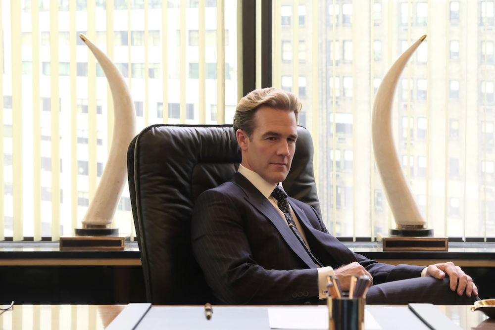 "POSE -- ""Pilot"" -- Season 1, Episode 1 (Airs Sunday, June 3, 9:00 p.m. e/p) Pictured: James Van Der Beek as Matt Bromley. CR: JoJo Whilden/FX"