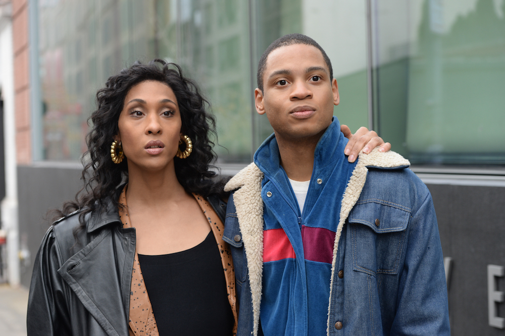 "POSE -- ""Pilot"" -- Season 1, Episode 1 (Airs Sunday, June 3, 9:00 p.m. e/p) Pictured (l-r): Mj Rodriguez as Blanca, Ryan Jamaal Swain as Damon. CR: JoJo Whilden/FX"
