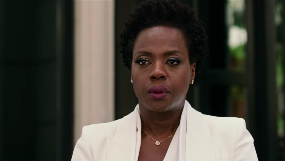 Viola Davis Leads Mourning Women To Finish Their Husband's Heist In